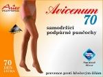 Avicenum 70 - podpůrné punčochy se samodržící krajkou