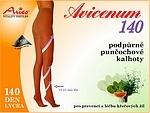 Avicenum 140 - podpůrné punčochové kalhoty