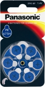 Panasonic PR-675H/6LB