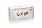 Rukavice latex s pudrem XL
