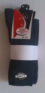 Zdravotní ponožky s jemným svěrem 5 párů