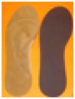 Ortopedické kožené vložky