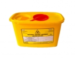 Nádoba na kontaminovaný odpad 1 litr