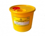 Nádoba na kontaminovaný odpad 2 litry
